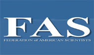 Federation of American Scientists (FAS) Logo